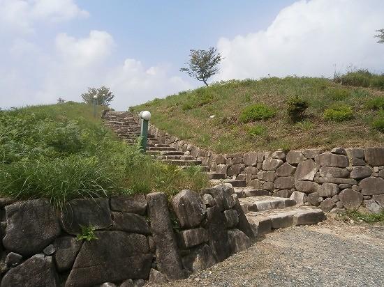 神石高原ホテルからの散策路