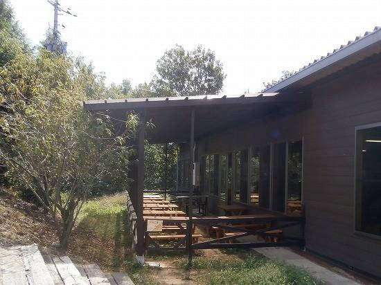 世羅高原農場のレストラン